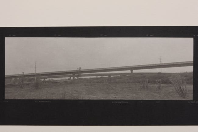 Catherine Opie, Untitled #34 from 'Freeway' series (1995)Courtesy Regen Projects, Los Angeles © Catherine Opie