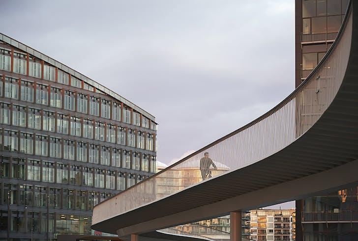 Cykelslangen, Copenhagen by Dissing + Weitling