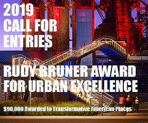 2019 Rudy Bruner Awards for Urban Excellence Call for Entries