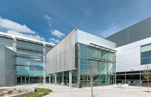California ISO Headquarters, Dreyfuss Blackford, Folsom, California, LEED PLATINUM
