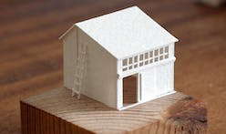 Artist Charles Young crafts mini paper metropolis on the daily