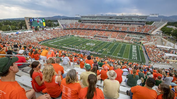 Colorado State Stadium credit Christy Radecic