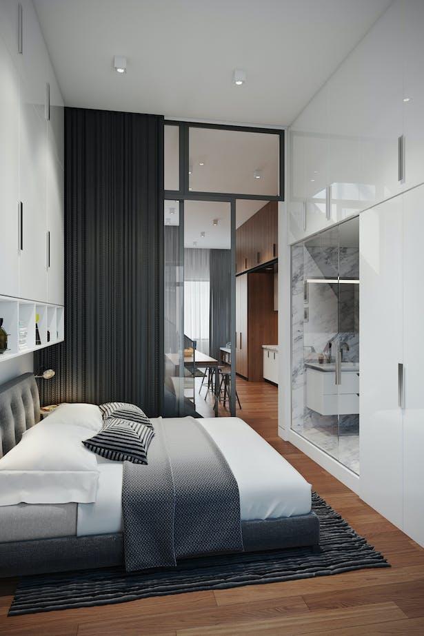 Second Level - Bedroom