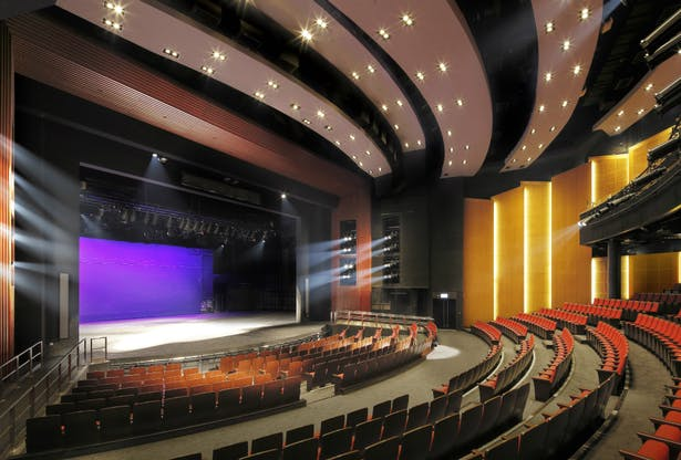 Auditorium Chamber