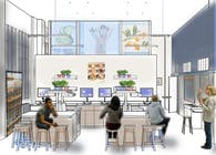 Finalist - GARNISH: A Culinary Lab & Arts Studio Competition