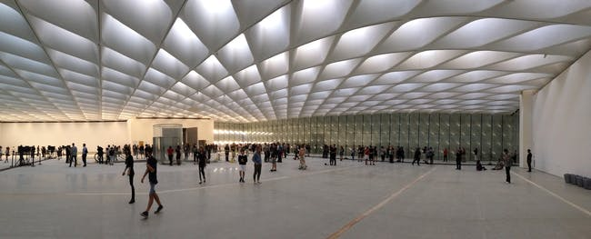 The Broad on Sky-lit day (interior)