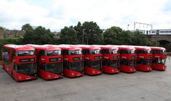 "Stalled out: Thomas Heatherwick's ""New Bus for London"" nixed by Mayor Sadiq Khan"