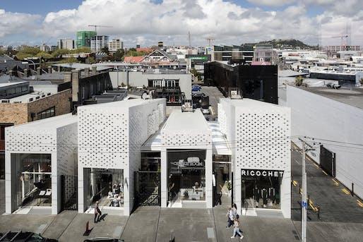 Planning & Urban Design - Mackelvie Precinct, Auckland by RTA Studio