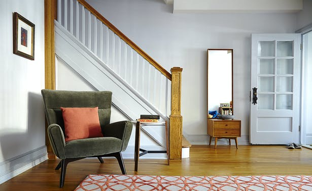 Stair/Entryway