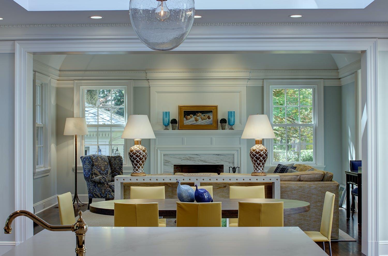 Firm Role Architect Additional Credits Builder Westfield Construction Interior Designer Michael Mayer Design Kitchen Dove Studio