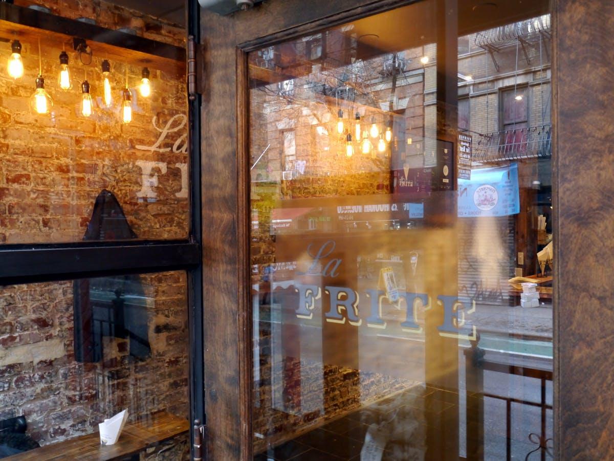 Restaurant interior design decoration