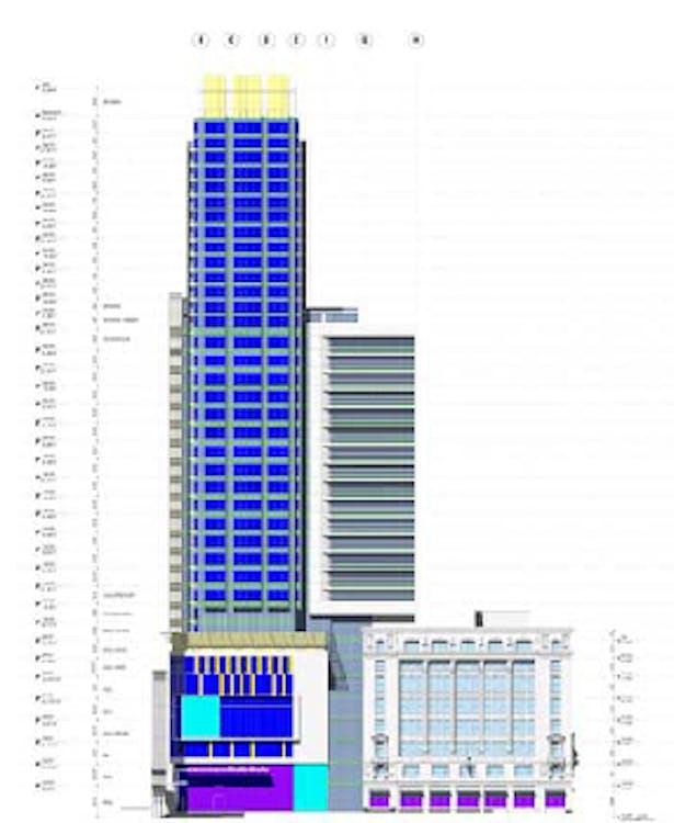 One Franklin / Filene's Redevelopment Project