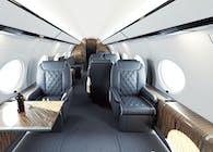 Gulfstream G650 Custom Interior