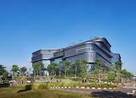 Aedas-designed Unilever Headquarters in Indonesia inaugurates