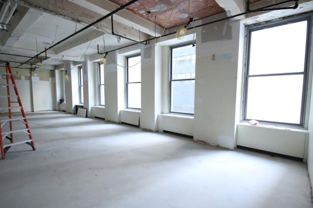 Executive Office View - Pre-Construction