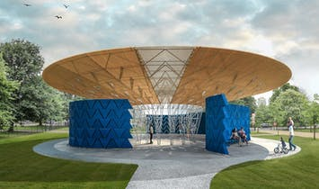 Diébédo Francis Kéré announced as Serpentine Pavilion 2017 designer