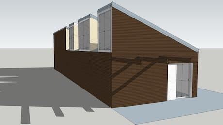 ...renovation for Dorothea Mackellar Poetry Center