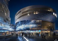 Central Deck and Arena project in Tampere