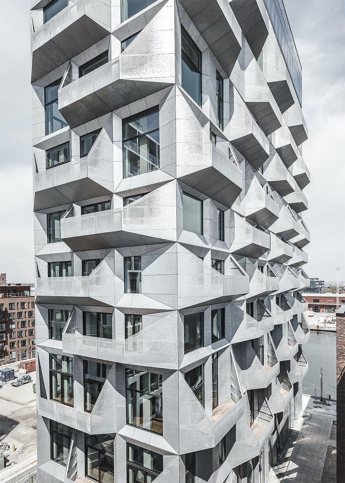 The Silo in Copenhagen, Denmark by COBE