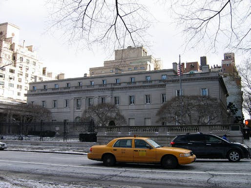 Frick Collection, image by Kmf164 via Wikipedia.
