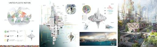 """""""United Plastic Nation"""" by Noel Schardt + Bjoern Muendner (Freischaerler Architects)"""