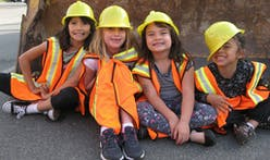 A girls-only summer camp for aspiring architects and engineers