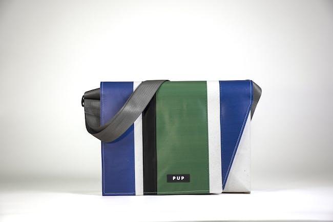 Messenger bag. Image courtesy of PUP.