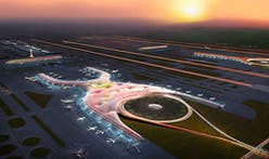 Foster + Partners and FR-EE collaboration to design new Mexico City International Airport
