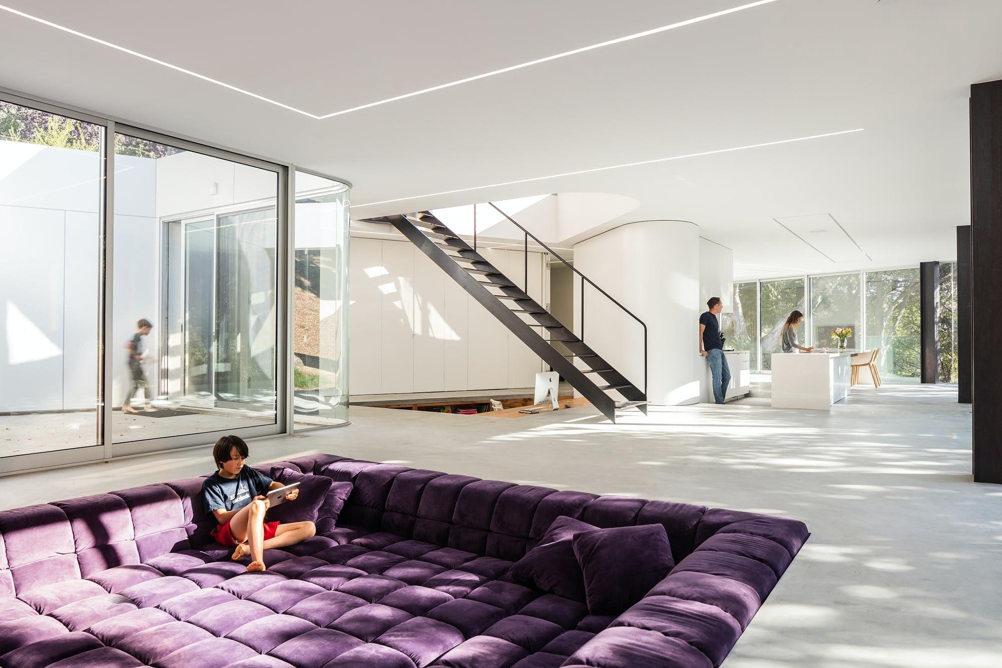 10 cozy living room designs for your friday inspiration news rh archinect com