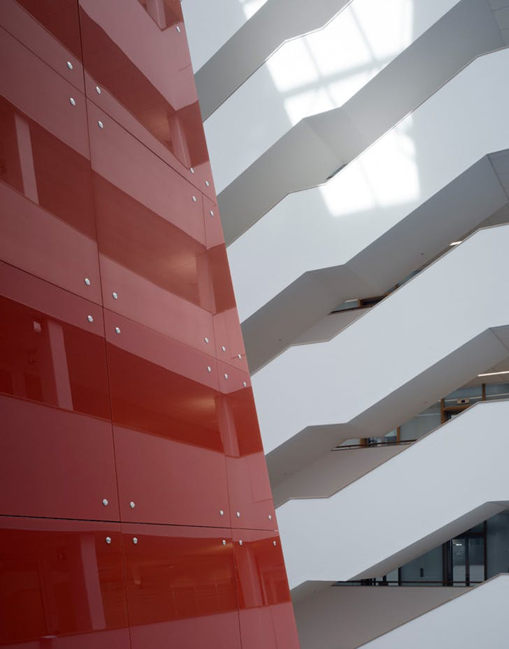 Kvarteret Hekla - Wingårdhs Arkitektkontor © Robin Hayes Photography