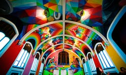 Elevate your senses at the Church of Cannabis, a renovated 113-year-old Denver church