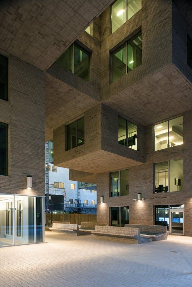 Exterior. Copyright © Jiri Havran/DNB/Dark Arkitekter/MVRDV