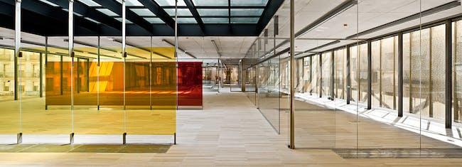 ICIC offices. 2nd Floor (Photo: Adrià Goula)