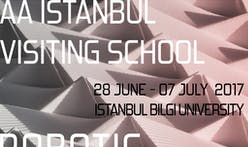 Apply now for the AA Istanbul Visiting School: Robotic Mediations workshop