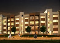 The new Seth Boyden Housing