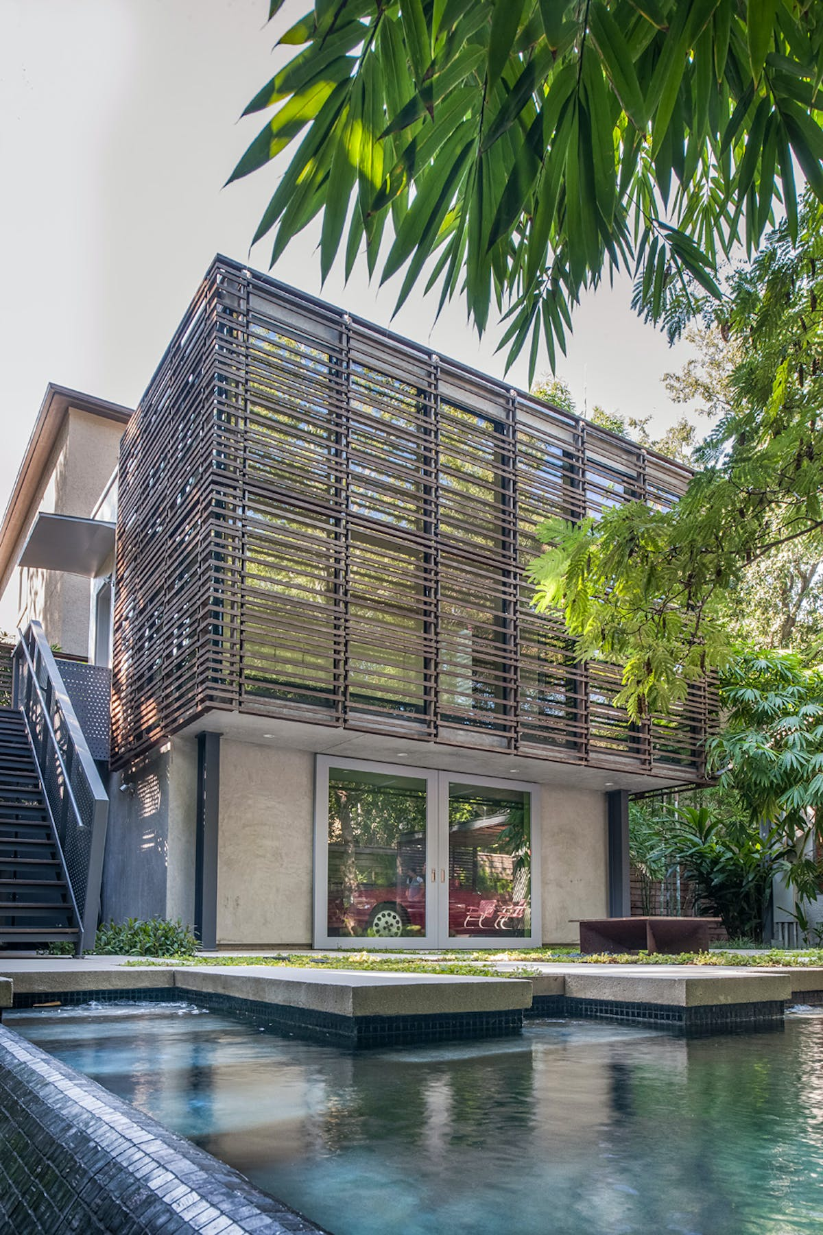 Rice Design Alliance S Additionally Tour Highlights Modern Updates Of 8 Historic Houses In Houston News Archinect