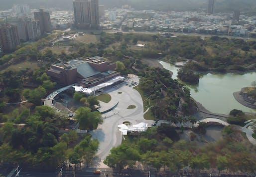 Image courtesy of Oyler Wu Collaborative and Ren Lai Architects.