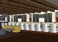 Commercial Renovation Banquet Room