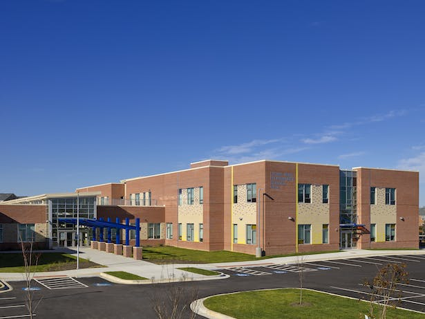 Lyons Mill Elementary School | Alan Reed | Archinect