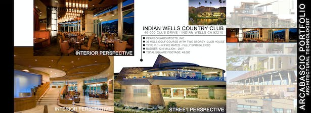 INDIAN WELLS COUNTRY CLUB - INDIAN WELLS, CA - 2007