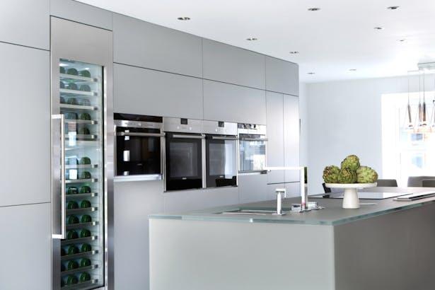 LLI Design - Butterton - Kitchen Overview