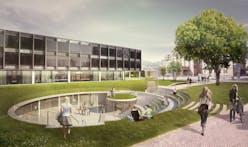 Stuttgart Citizen and Media Center by Henning Larsen Architects