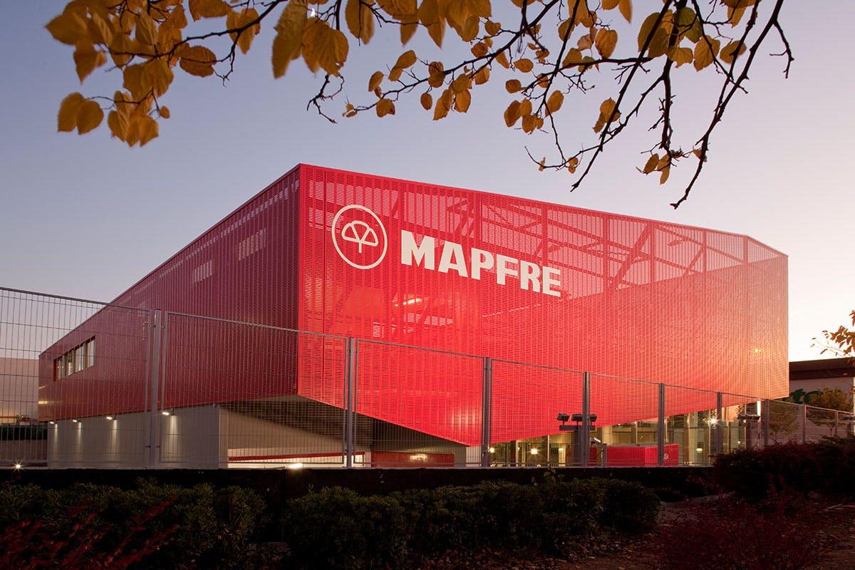 Mapfre Automovile Services Centre Alcorc 243 N Madrid