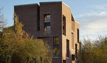 Limerick's medical school: architecture with a scalpel