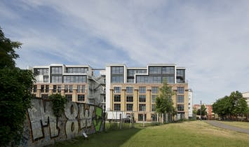 Factory Berlin, a New Tech Incubator, Emerges from the Ruins of the Berlin Wall