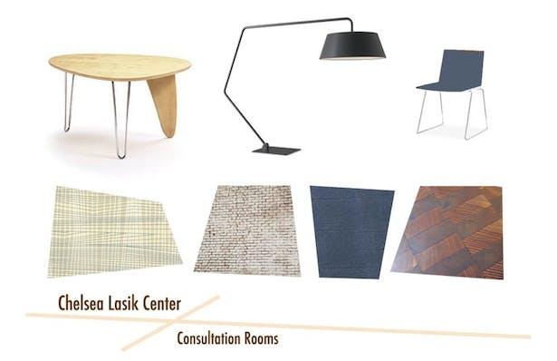 Materials & Furniture