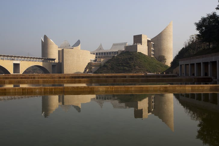 The Khalsa Heritage Center. Credit: Ram Rahman courtesy Safdie Architects