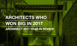 Architects who won big in 2017