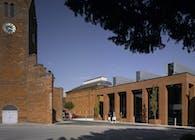 Clocktower Court, Radley College