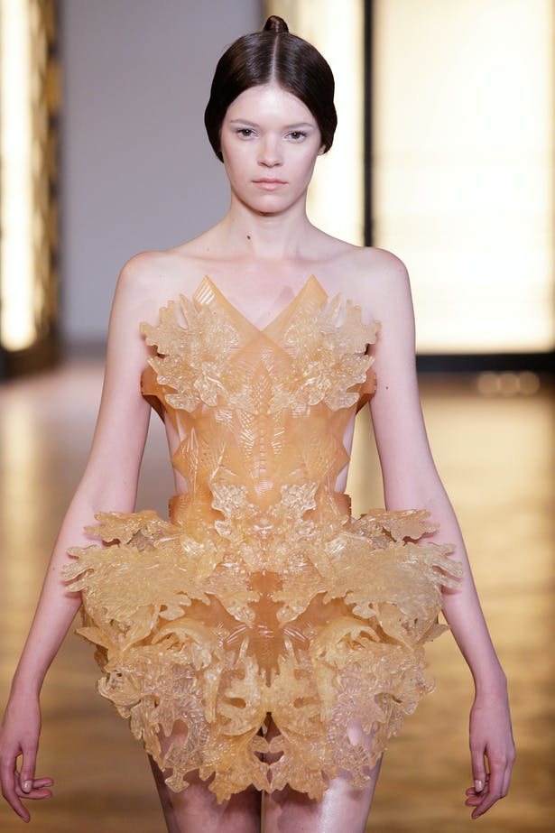 HYBRID HOLSIM DRESS Photograph - ©Michael Zoeter